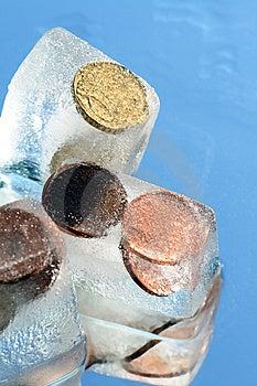 Frozen Account Stock Photos - Image: 13763373