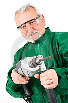 Drilling Stock Photography - Image: 13763572