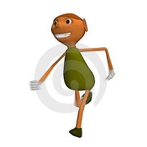 Goblins Running Stock Image - Image: 13769661
