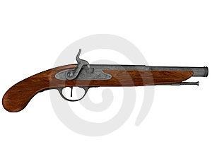 Gun Royalty Free Stock Images - Image: 13769849