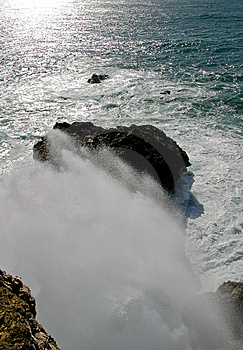 Big Wave Splash Stock Photography - Image: 13771982