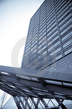 Modern Building Stock Image - Image: 13773191