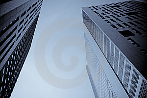 Modern Building In City Stock Photography - Image: 13773242