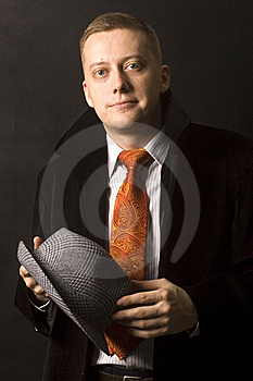 Elegant Young Businessman Stock Images - Image: 13773564