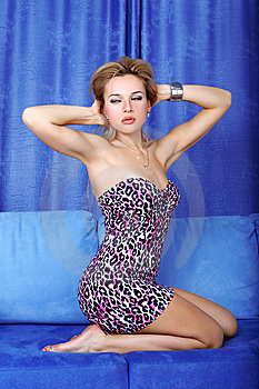 Woman In Swimsuit Stock Image - Image: 13775741