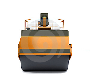 Paver Machine Stock Photos - Image: 13775933