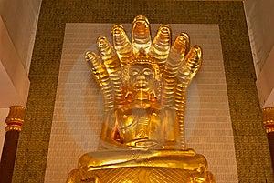 Buddha Wat Pukaw Royalty Free Stock Images - Image: 13777349