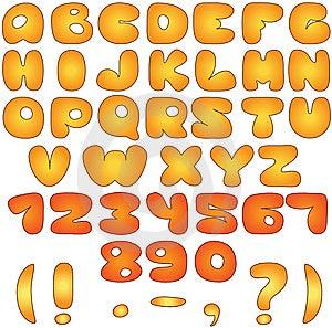 Alphabet Stock Image - Image: 13781871