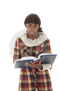 Student Looking Up Stock Images - Image: 13781954