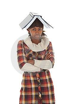 Student Despondend Royalty Free Stock Photo - Image: 13781985
