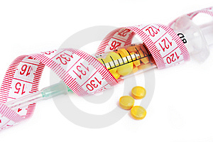 Syringe Full With Pills Stock Images - Image: 13782454