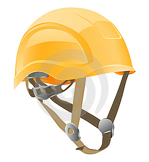 Modern Hardhat For Extreme Sport Stock Image - Image: 13782811