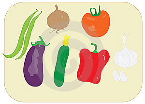 Healthy Vegetables Stock Images - Image: 13782814