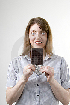 Chocolate Treat Stock Photography - Image: 13783572