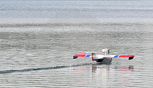 RC Seaplane Stock Images - Image: 13785554