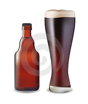 Beer Set Stock Photo - Image: 13786850