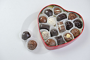 Chocolate And Praline Stock Images - Image: 13787974