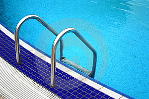 Poolside Royalty Free Stock Photo - Image: 13790455
