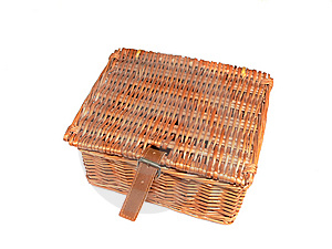 Picnic Basket Royalty Free Stock Photo - Image: 13793935