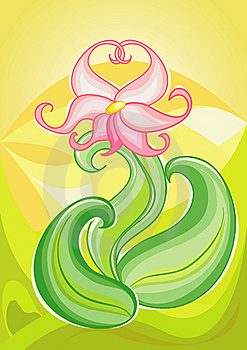 Summer Flower Royalty Free Stock Images - Image: 13795719