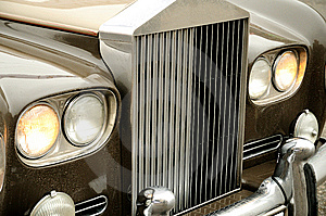 Vintage Car Royalty Free Stock Images - Image: 13796869