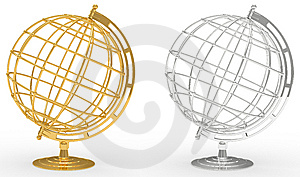 The Globe Royalty Free Stock Images - Image: 13797669