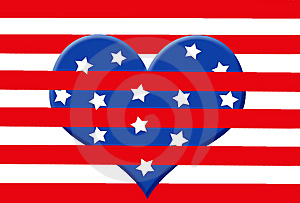American Colors Stock Image - Image: 13798251