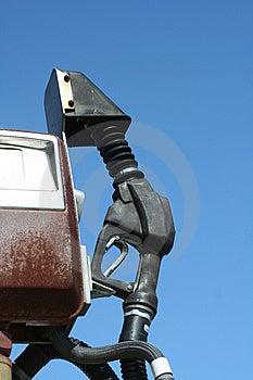Gas Pump Nozzle Stock Images - Image: 13798964