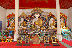 Thai Arts And Culture Stock Photos - Image: 13800183