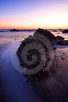 The Buatiful Seascape In Korea Royalty Free Stock Photos - Image: 13803998