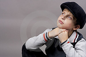 Teen In Cap Stock Images - Image: 13805954