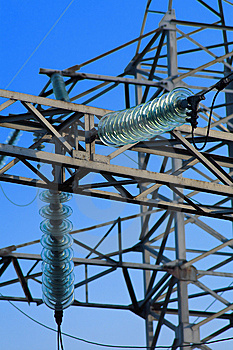 Insulator Royalty Free Stock Photography - Image: 13806497