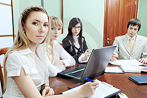 Meeting Stock Photography - Image: 13807742