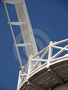 Windmill Sail Stock Photos - Image: 13809203