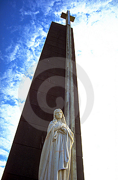 Azores - Monument Royalty Free Stock Images - Image: 13810159