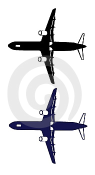 Airplane Stock Photo - Image: 13812770