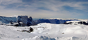 Val Gardena Royalty Free Stock Photo - Image: 13815525
