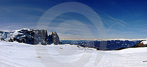 Val Gardena Stock Photos - Image: 13815593