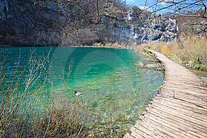 Plitvice Lakes In Croatia Stock Photos - Image: 13816393