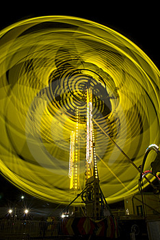 Fair At Night Stock Photos - Image: 13816553