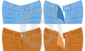Jeans Stock Image - Image: 13820971