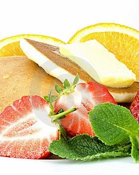 Pancakes Stock Photography - Image: 13822202