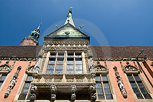 Town Hall Royalty Free Stock Photos - Image: 13822258