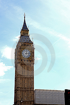 Big Ben Stock Photography - Image: 13822502
