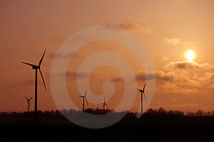 Windmill Conceptual Image. Royalty Free Stock Photo - Image: 13823115