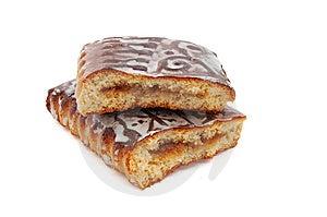 Spice-cake Royalty Free Stock Image - Image: 13830176