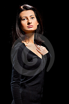 Image Of A Beautiful Woman Stock Images - Image: 13830334