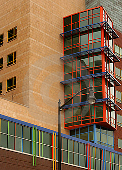 Childrens Hospital Pittsburgh Stock Photo - Image: 13834640
