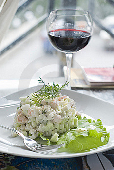Lunch Royalty Free Stock Photos - Image: 13835248