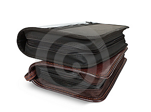 CD Bags Royalty Free Stock Image - Image: 13835626
